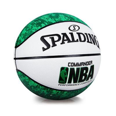 斯伯丁Commander 74-936Y篮球高清图片