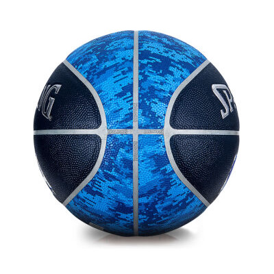 斯伯丁Commander 74-934Y篮球高清图片