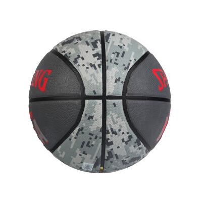 斯伯丁Commander 83-390Y篮球高清图片