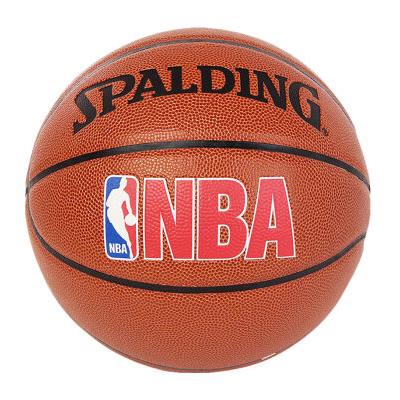 斯伯丁NBA火箭队PU篮球高清图片