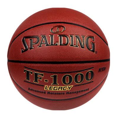 斯伯丁TF-1000 LEGACY传奇PU篮球
