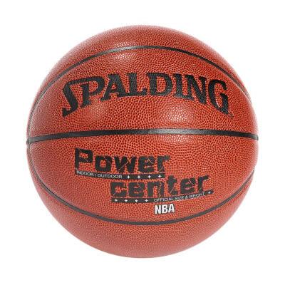 斯伯丁NBA位置系列中锋PU篮球