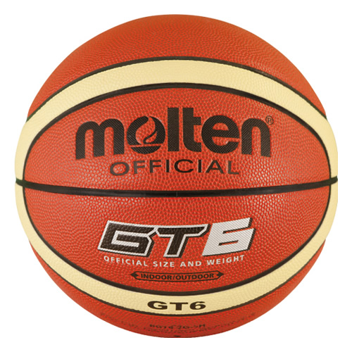 摩腾(molten)BGT6-2G-SH篮球