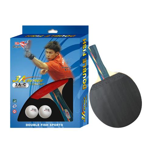 双鱼3A-C乒乓球拍