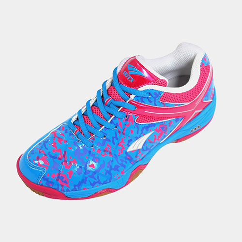 索牌06S602B羽毛球鞋