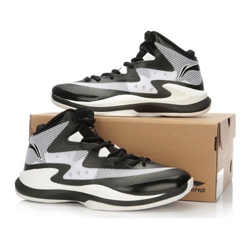 李宁超轻13男子篮球鞋图1高清图片