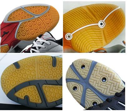 [图文版]如何选购羽毛球鞋完全解析