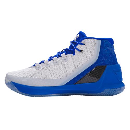 安德玛1269279 Curry 3高帮篮球鞋