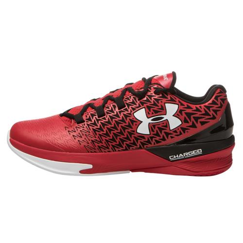 安德玛1274422 Clutch Fit Drive3低帮篮球鞋
