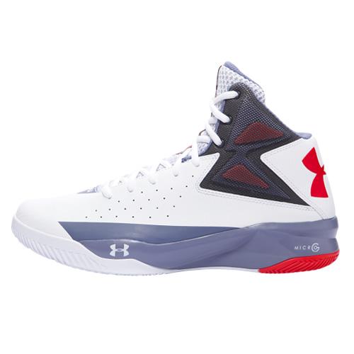 安德玛1264224 Rocket篮球鞋
