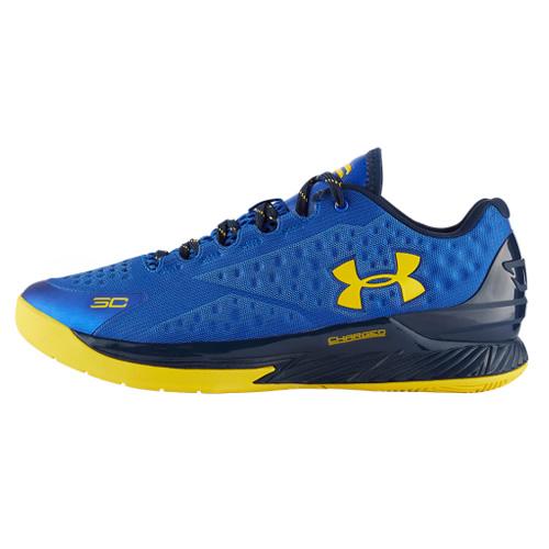 安德玛1269048 Curry 1低帮篮球鞋