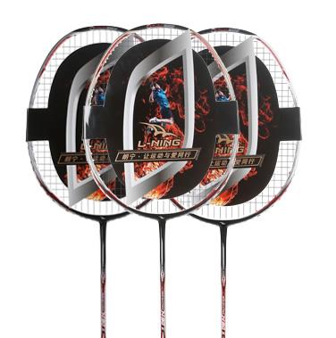 李宁N90三代(N903S)羽毛球拍全新解析[演绎速度与激情]