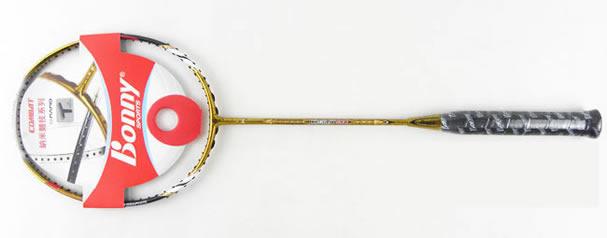 细谈波力COMBAT800羽毛球拍使用感受