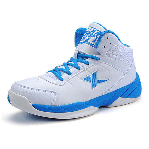 特步985319129972男子篮球鞋