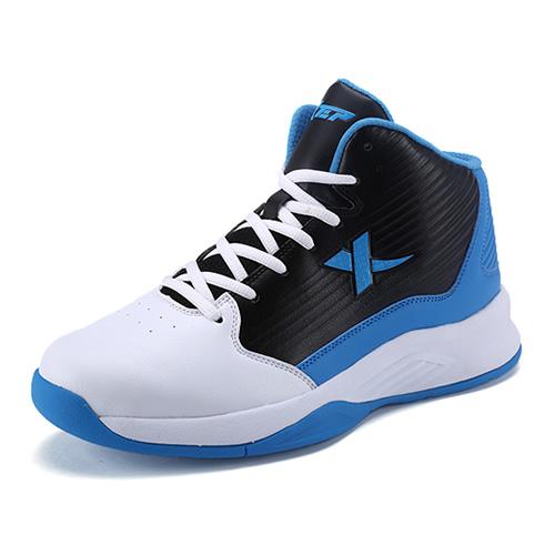 特步985419129729男子篮球鞋