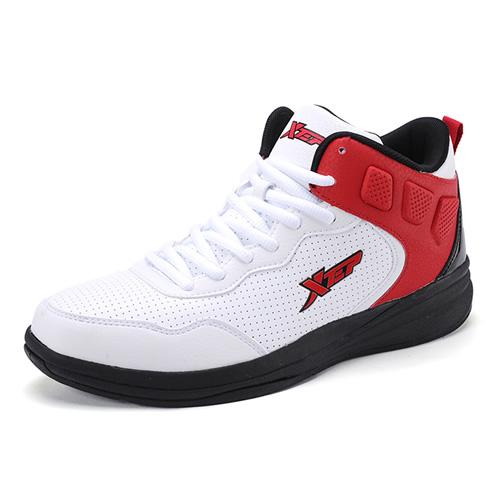 特步986319129667男子篮球鞋