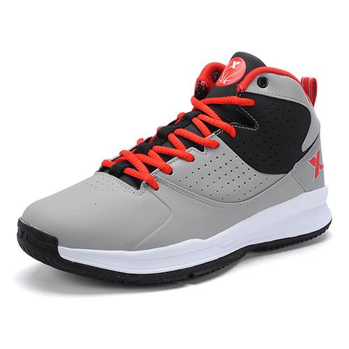 特步985419120887男子篮球鞋