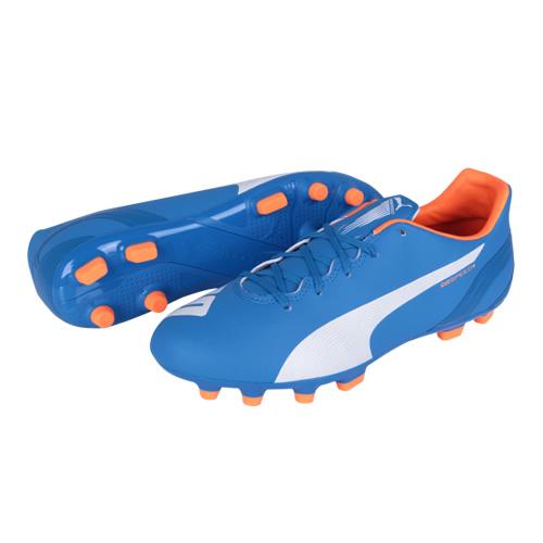 彪马103271 evoSPEED 4.4 AG男子足球鞋图2高清图片