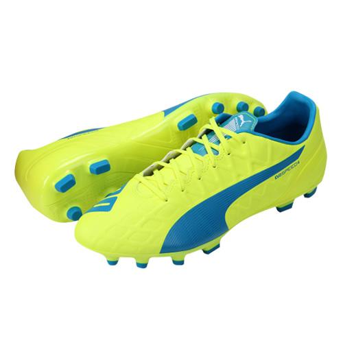 彪马103271 evoSPEED 4.4 AG男子足球鞋图1高清图片
