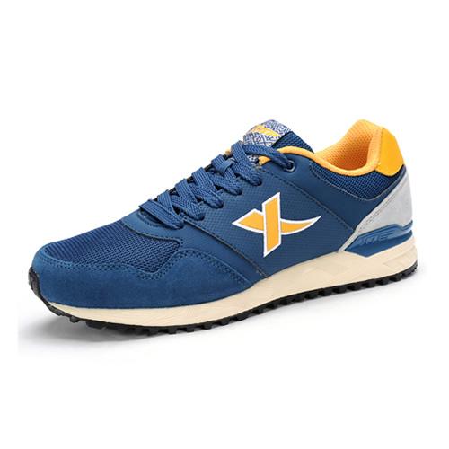 特步987319112536男子跑步鞋