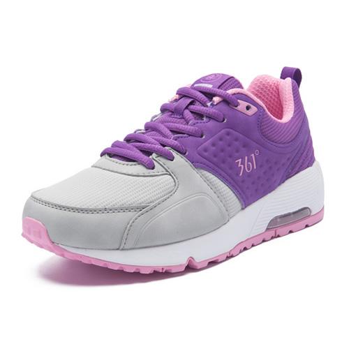 361度681632251女子跑步文化鞋