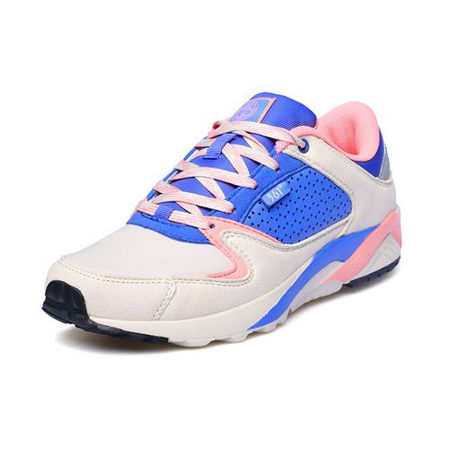 361度581512227女子跑步文化鞋