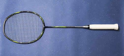 李宁(lining)N80II羽毛球拍怎么样[实战测评]