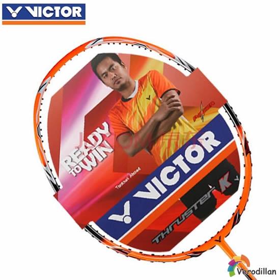 胜利(VICTOR)TK-15羽毛球拍怎么样[实战测评]