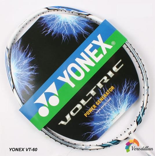 尤尼克斯(yonex)VT60羽毛球拍怎么样[实战测评]