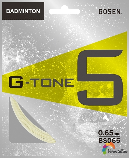 高神(GOSEN)G-TONE 5羽毛球线怎么样[实战测评]