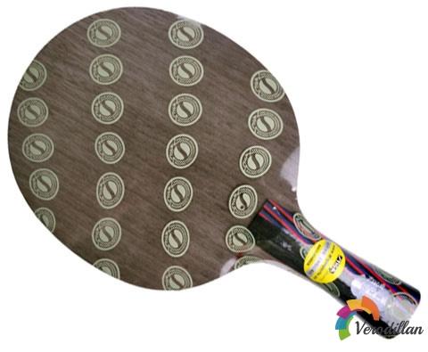 斯蒂卡红黑碳王乒乓底板十大特点完全解密