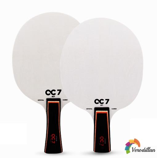 斯蒂卡CC5,CC7乒乓底板性能深度解析[图文介绍]