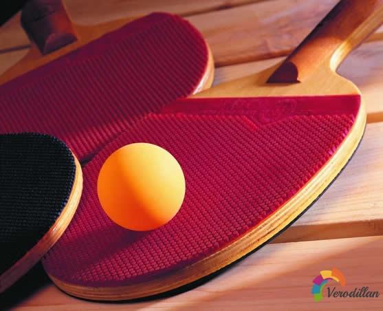 乒乓球是什么材料做的,如何生产加工成型的