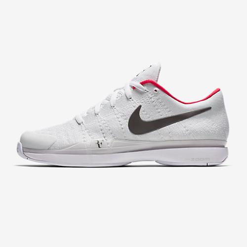 耐克916834 Zoom Vapor Flyknit HC QS男子网球鞋