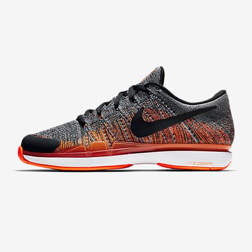 耐克916834 Zoom Vapor Flyknit男子网球鞋