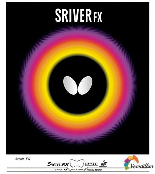 蝴蝶SRIVER-FX 05060套胶怎么样
