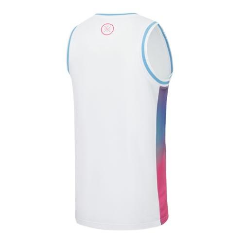 威尔胜透气吸汗时尚篮球服套装图4高清图片