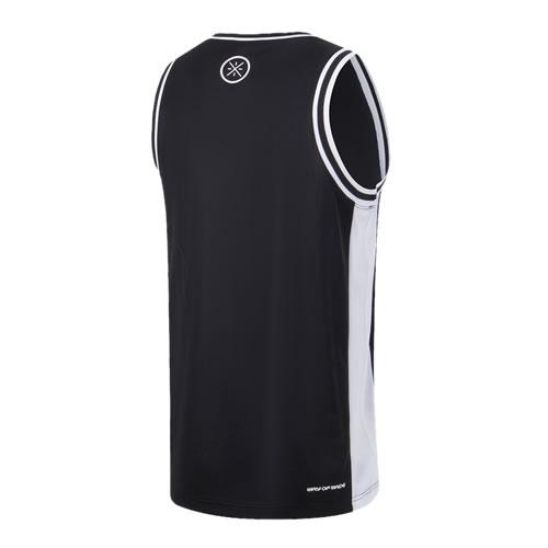 威尔胜透气吸汗时尚篮球服套装图2高清图片