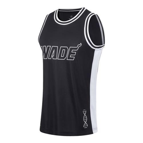 威尔胜透气吸汗时尚篮球服套装图1高清图片