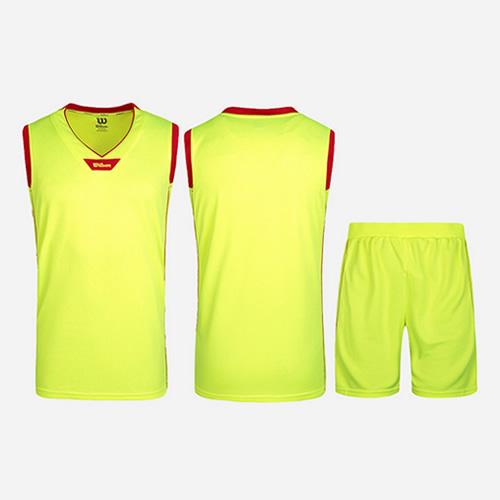 威尔胜透气吸汗女子篮球服套装图3高清图片
