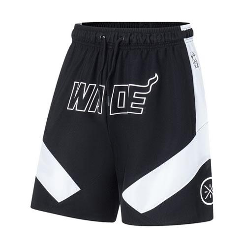 李宁BAD FIVE男子篮球裤图1高清图片