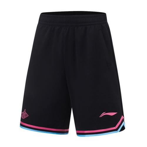 李宁时尚男子篮球裤