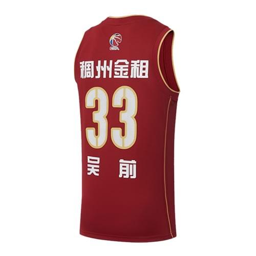 李宁速干凉爽男子篮球服套装图1高清图片