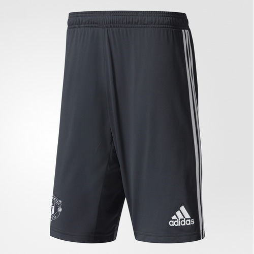 阿迪达斯BS4466曼联足球短裤