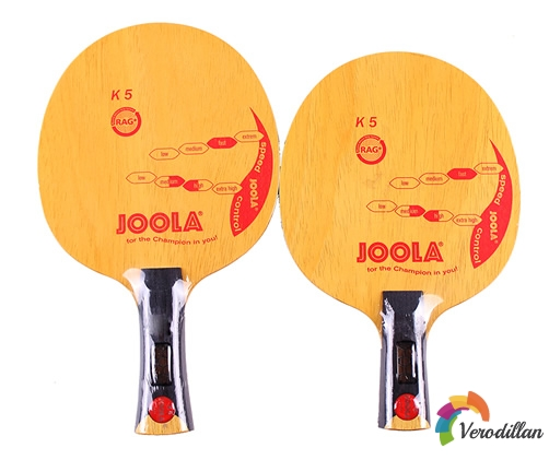 [图文]优拉(JOOLA)乒乓球底板实战测评