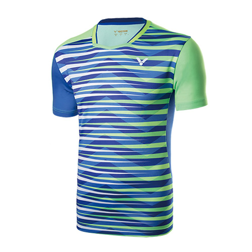胜利T-75000羽毛球针织T恤图3高清图片
