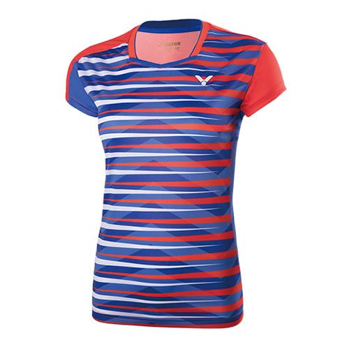胜利T-76000羽毛球针织T恤