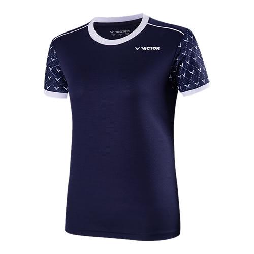 胜利K-76301羽毛球针织运动短裙