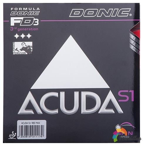 多尼克ACUDA S1反胶套胶怎么样[实战测评]