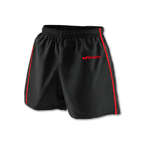 蝴蝶BWS-314乒乓球短裤